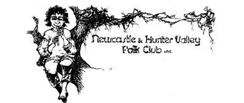 Newcastle & Hunter Valley Folk Club Logo